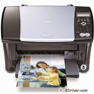 download Canon MultiPASS MP360 printer's driver