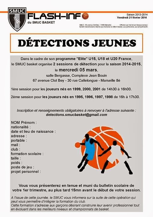 exemple cv sportif basket
