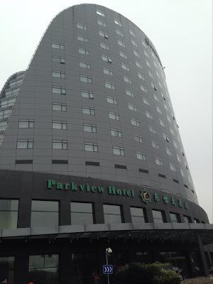 Parkview Hotel, 555 Dingxiang Road, Pudong, Shanghai, China