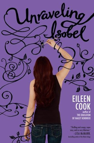 Review: Unraveling Isobel by Eileen Cook