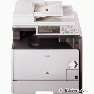 Download Canon i-SENSYS MF8540Cdn Printers driver software and install