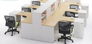 Ưu điểm của bàn làm việc chữ L giá rẻ cho văn phòng
