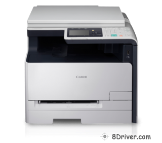 Get Canon imageCLASS MF8210Cn Laser Printers Driver and installing