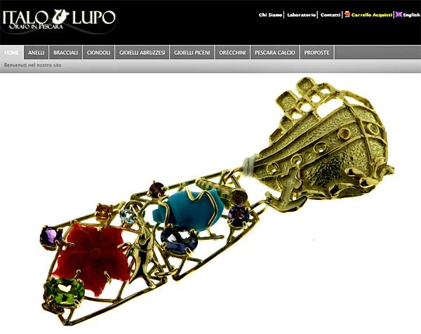 Il Sito Web di Italo Lupo