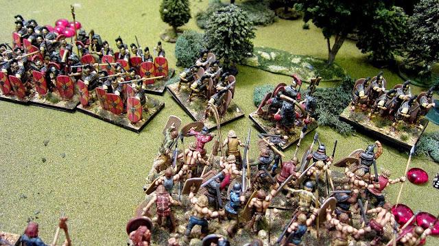 Batalla Hail Caesar