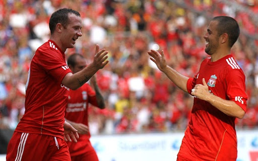 Malaysia XI - Liverpool