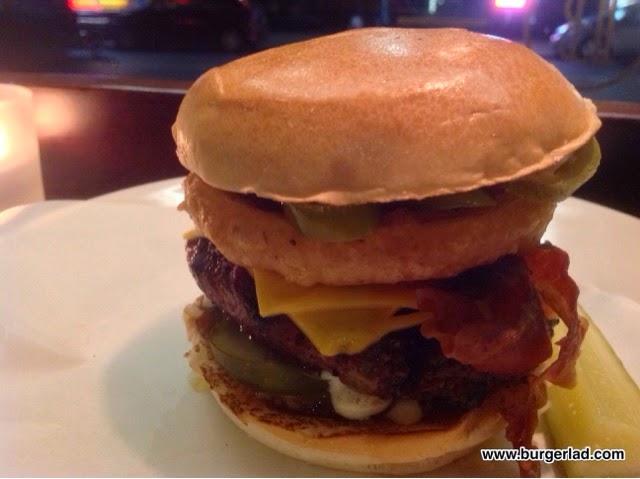Byron Burgers B-Rex