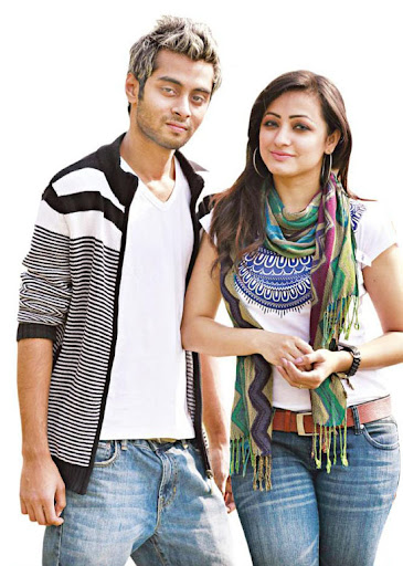 Bangladeshi Singer Hridoy Khan and Model Sujana