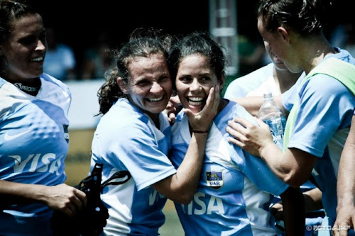 Guadalupe Delgado, jugadora de Católica Vaqueros Rugby Club.