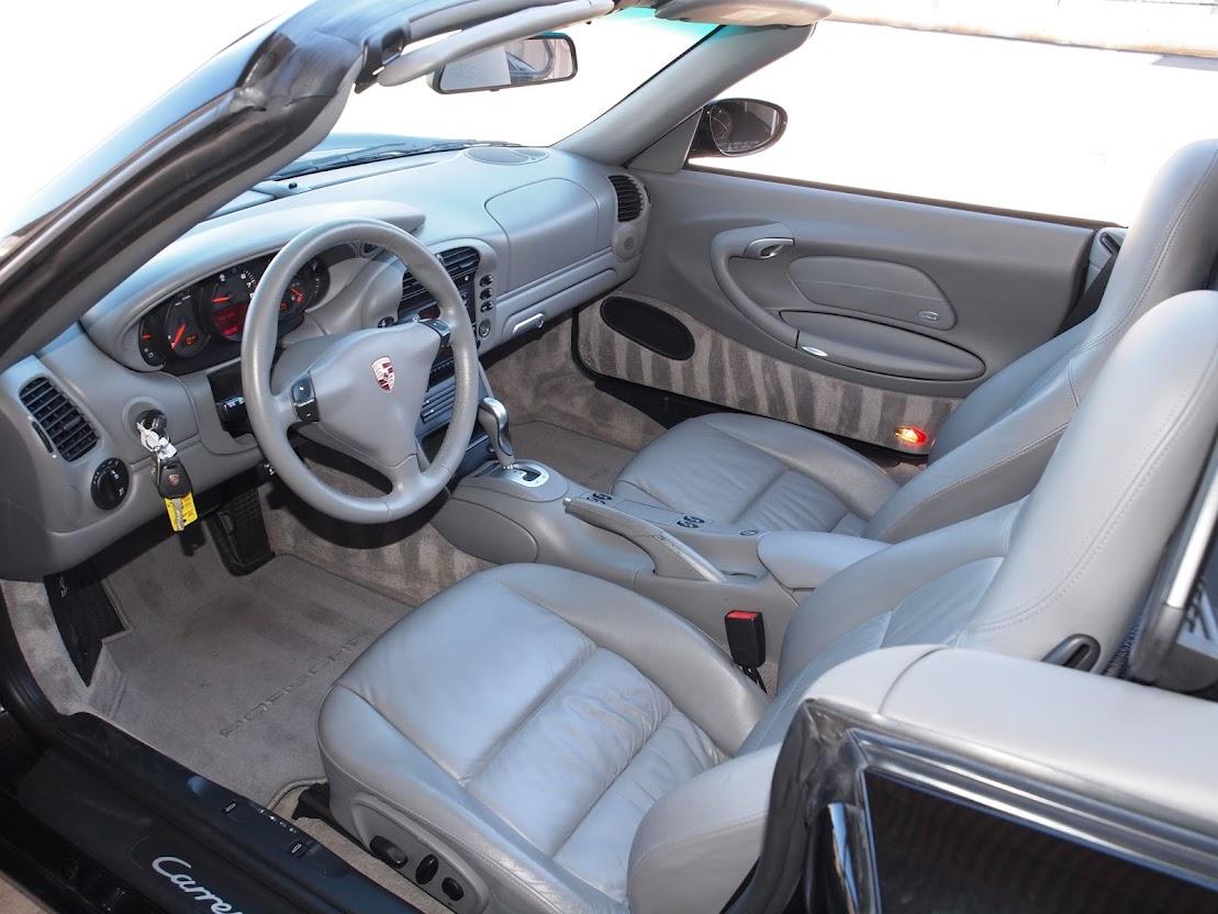 1997 to 2006 \u2013 911 (996) Interior color codes , Porsche