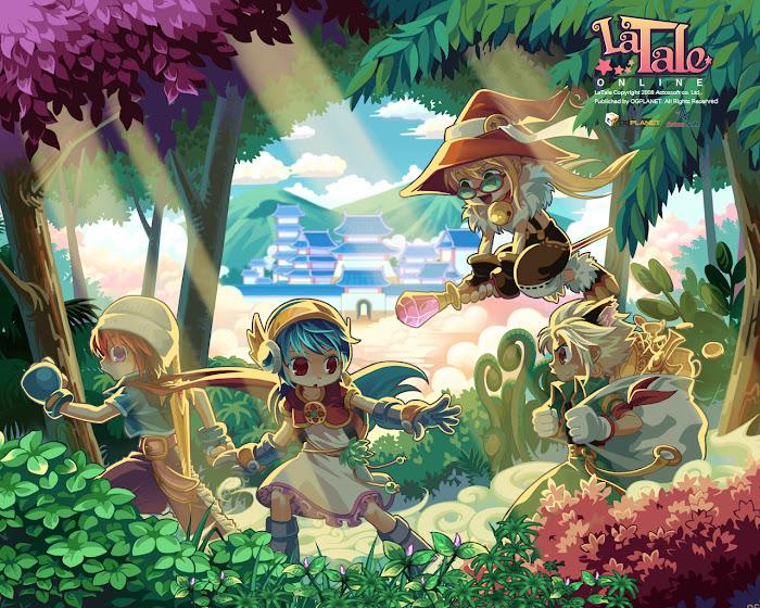 Ngắm các nhân vật cute trong Latale - Ảnh 4