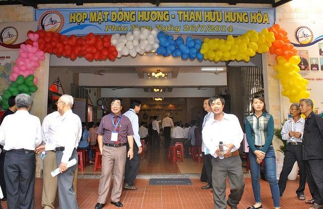 Họp mặt đồng hương và thân hữu GP Hưng Hóa tại miền Nam Việt Nam