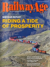 Railway Age 07/2014 Edition - Free subscribe