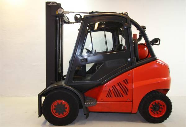Xe nâng Linde LPG Forklift