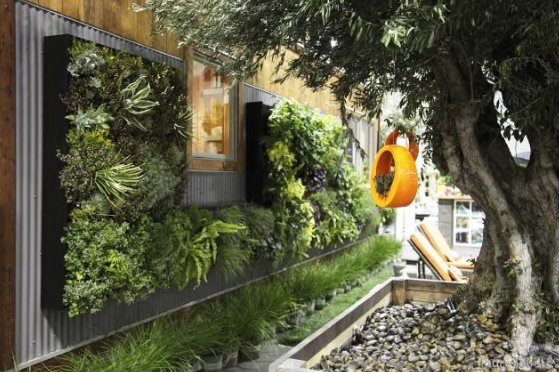 jardines verticales jardín vertical living wall green wall leaf.box