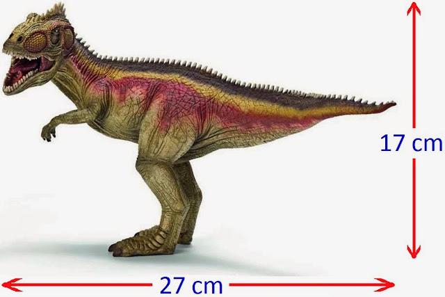 Đồ chơi Mô hình Khủng long Ăn thịt Giganotosaurus - Schleich 14516