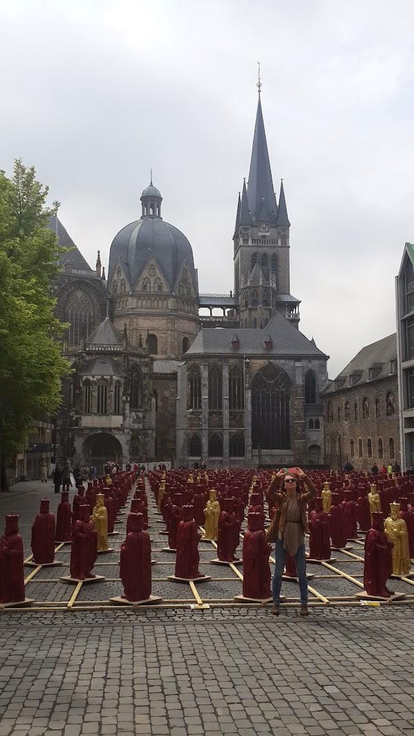 Маастрихт, Спа, Люксембург, Буйон, Брюссель, Брюгге, Гент. Апрель 2014