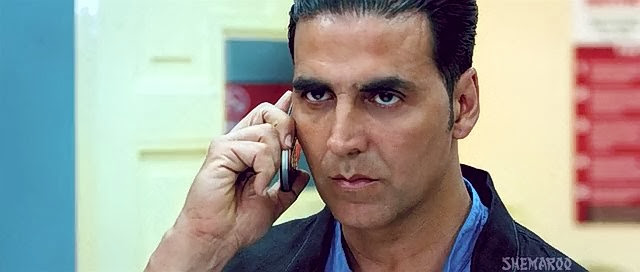 Screen Shot Of Hindi Movie Boss (2013) Download And Watch Online Free at Alldownloads4u.Com
