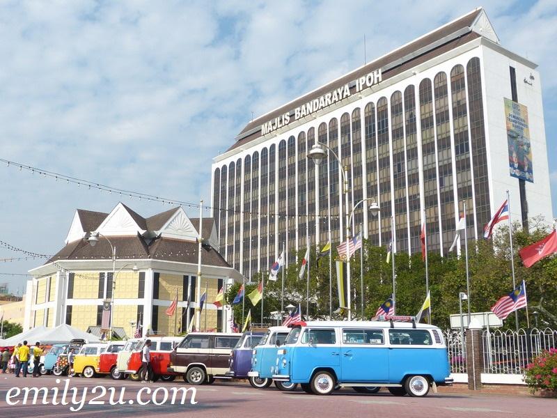 Volkswagen VW carnival
