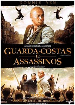 Guarda Costas e Assassinos – DVDRip AVI Dual Áudio