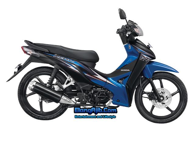 Motor Honda Terbaru 2013 Revo CW Terbaru 2013