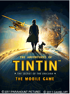 The Adventure Of Tintin : The Secret Of The Unicorn [By Gameloft]  Tin1