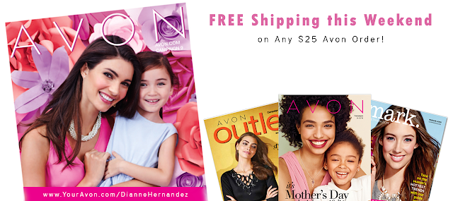 Get Free Shipping on Your Avon Order