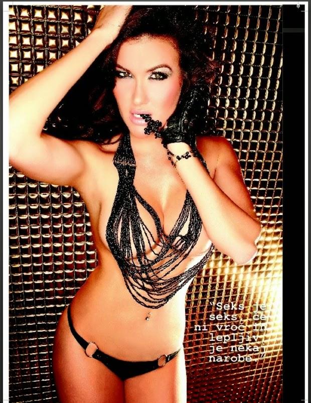 Jean Noble, nữ ring girl gợi cảm với body rắn chắc