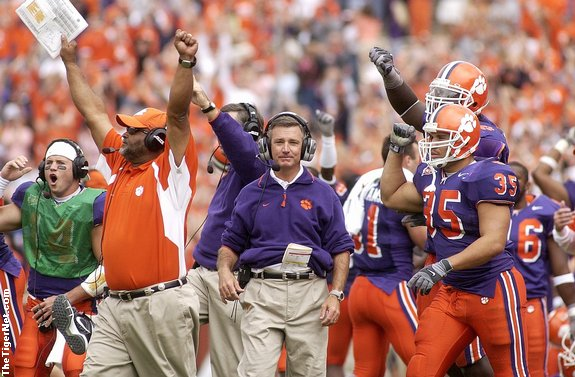 Clemson vs. Maryland Photos - 2004, Football, Maryland