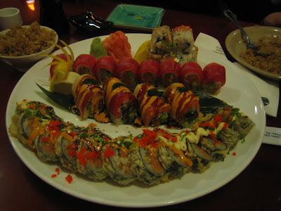 sushi restaurant portage kalamazoo michigan
