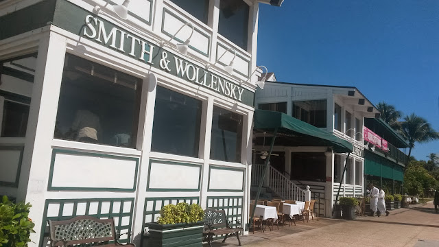 Smith Wollensky, South Pointe Park, Miami Beach, SoBe, Elisa N, Blog de Viajes, Lifestyle, Travel