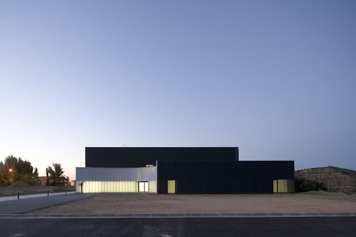Centro de Visitantes Ascó / Josep Camps + Olga Felip