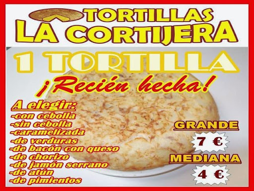 Tortillas La Cortijera