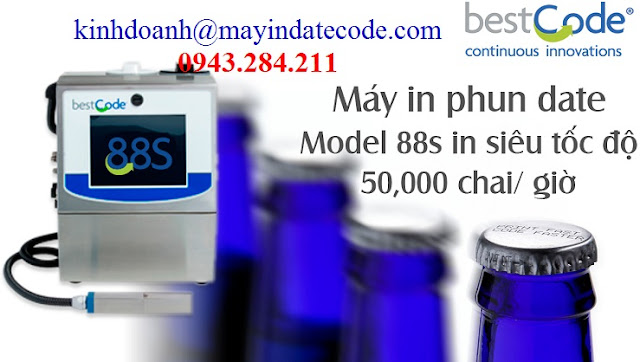 Máy in phun date Bestcode 88S
