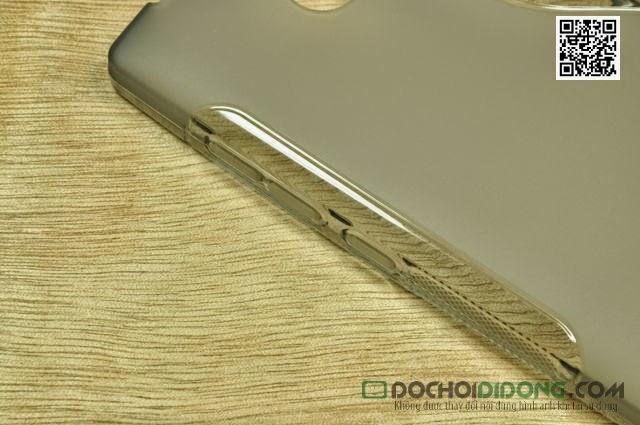 Ốp lưng Nokia X2 dẻo trong chữ S
