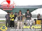 準優勝の寺沢選手、インタビュー中 2012-04-28T02:54:06.000Z