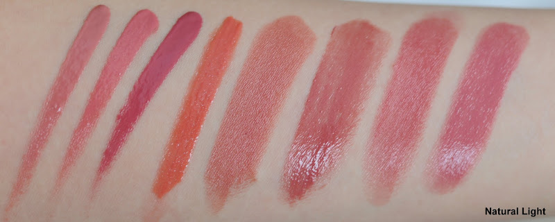 Lipstick queen swatches sinner