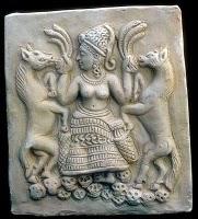 Assyrian Goddess Astarte Image