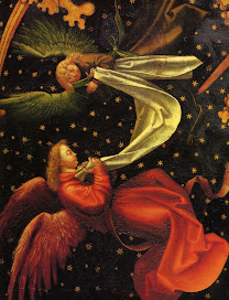HOLBEIN Hans the Elder (c.1460 -1524) Angels