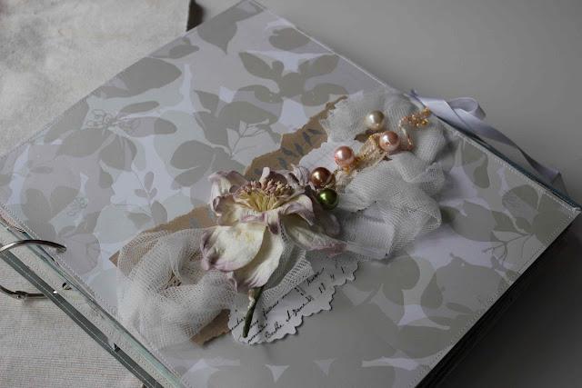 Скрап-альбом про свадьбу