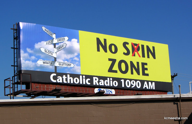 Religious Billboards of Missouri: All About Business