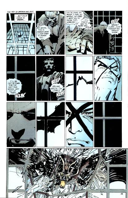 World of Cartoons and Comics: Batman - The Dark Knight