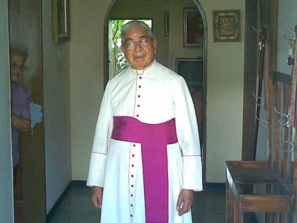 Monseñor Marceliano Moreno