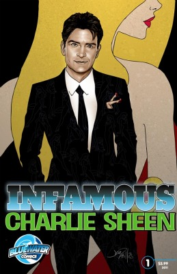 Infamous Charlie Sheen - Bluewater