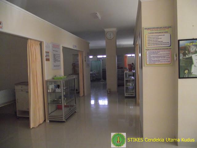 Mini Hospital STIKES Cendekia Utama Kudus