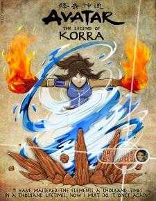 Avatar: The Legend Of Korra - Truyền Thuyết Về Korra