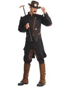 Steampunk Gentleman Adult Men's Costume