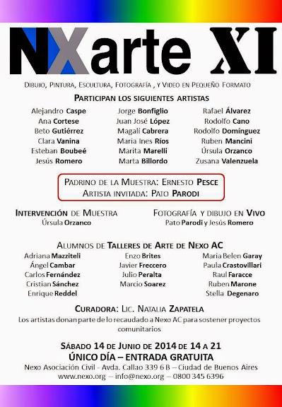 NX arte 11a Edición