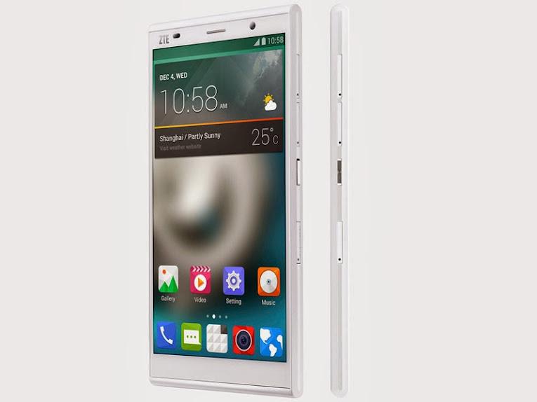 ZTE Grand Memo II LTE - Spesifikasi Lengkap dan Harga
