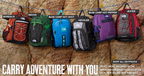 Carry adventure with you
